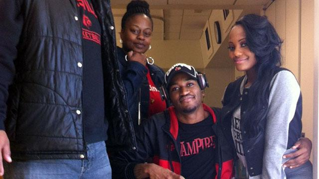 Louisville Player Kevin Ware Leaves the Hospital