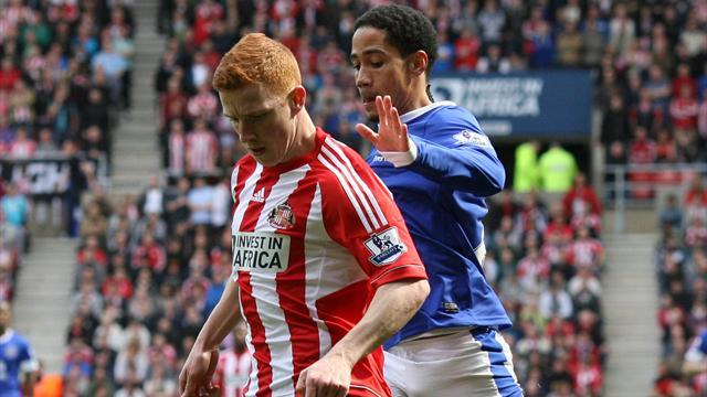 Premier League - Sunderland v Everton: LIVE