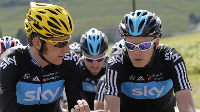 Giro d'Italia - Wiggins and Froome to miss Giro