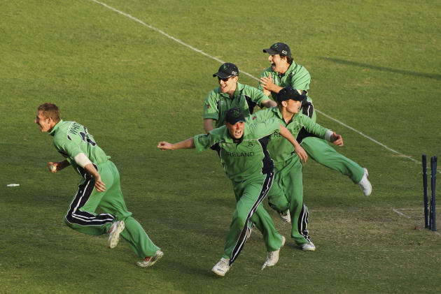 Group D, Ireland v Zimbabwe - Cricket World Cup 2007