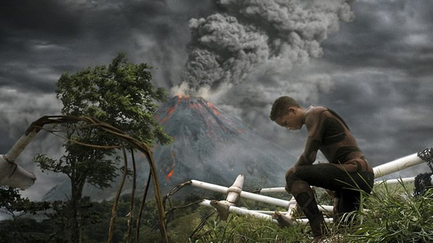Watch the trailer for After Earth, to be released in June 2013. (Photo courtesy of Sony Pictures)