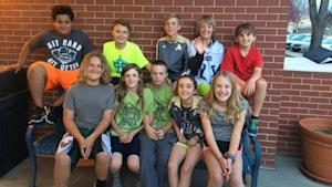 11-Year-Old With Down Syndrome's Friends Go to…