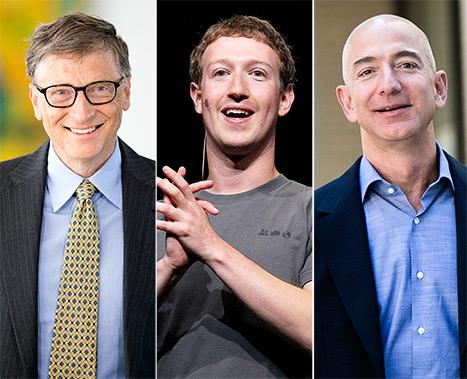 Forbes 2015 Billionaires List: Which Tech Tycoon Beat Mark Zuckerberg and Scored the Number 1 Spot?