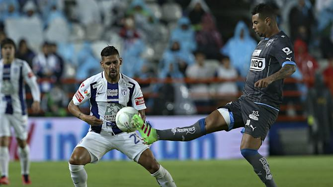 Liga MX final: Monterrey feels Sanchez absence, as attackers don't show well