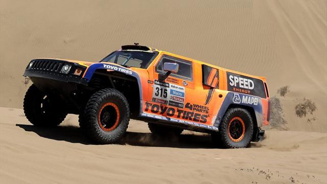 Rally Raid - Bolivia to become 28th country to host Dakar Rally