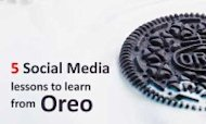 5 Social Media Lessons to Learn from Oreo image oreo social media 200x120