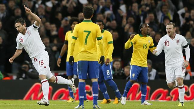 World Cup - England up to fourth in FIFA rankings