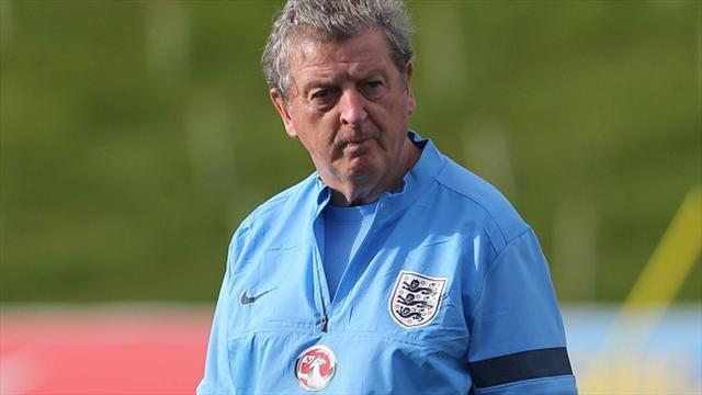 Football - Hodgson relieved by Montenegro win