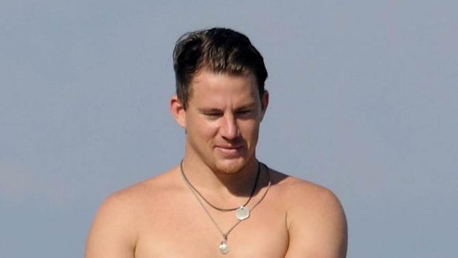 Channing Tatum Beach
