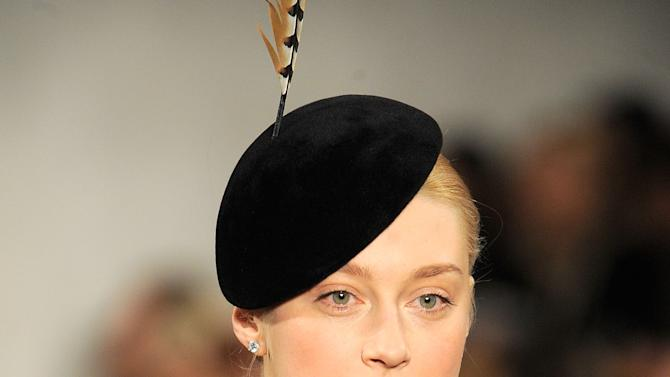 Mercedes-Benz Fashion Week Fall 2008 - Ralph Lauren - Runway