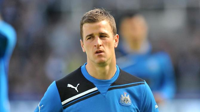 Ryan Taylor may have to return to the bench for Newcastle's clash with Chelsea