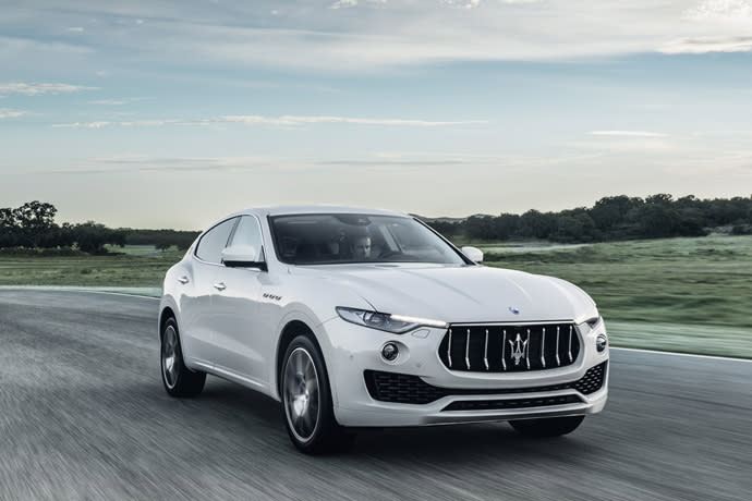 Maserati Levante 發表會