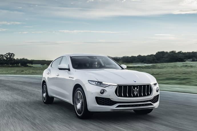 Maserati Levante 發表會