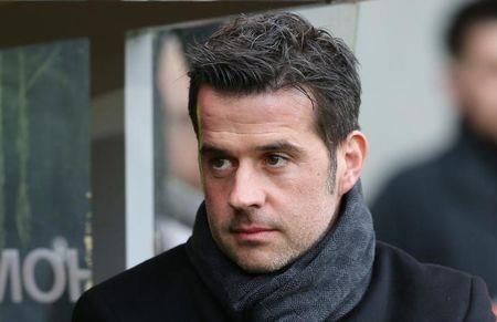 Hull City manager Marco Silva before the game