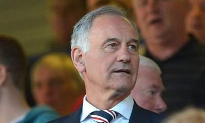Rangers Chief Executive To Step Down