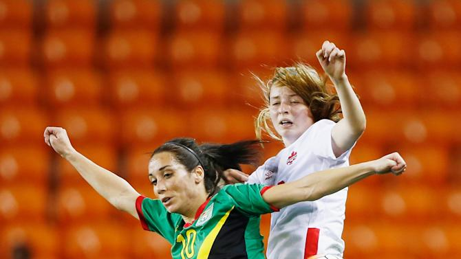 Canada v Guyana: Group B - 2016 CONCACAF Women's Olympic Qualifying