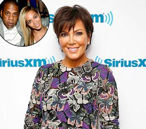 Kris Jenner Addresses Beyonce, Jay Z Wedding No-Show on Aussie TV Show