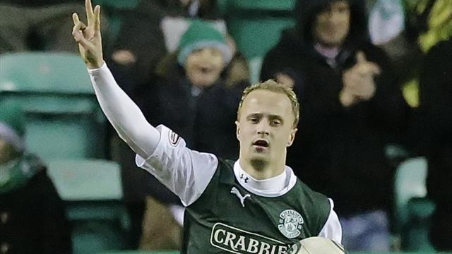 Football - Lennon looks to keep Griffiths quiet