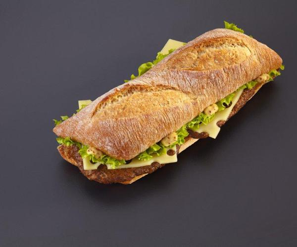 France: We know the French love their ham and cheese baguettes so it makes sense that McDonald's France carries the McBaguette (pictured). They offer serve the Croque mcDo and Le McFish. (flickr/McDon