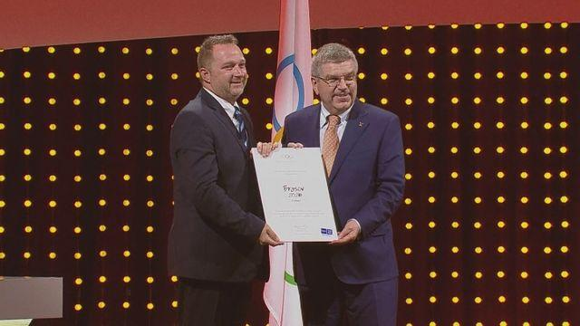 2020 Youth Olympics: Brașov 'experienced hosts'