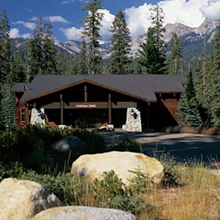 Wuksachi Lodge, Sequoia