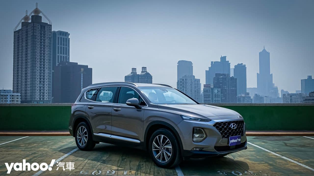 CP值暴跌?做完功課再說吧!2020 Hyundai Santa Fe 2.2柴油旗艦版北高長途試駕暨油耗實測!