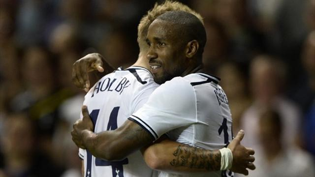Europa League - Tottenham cruise to victory over Anzhi