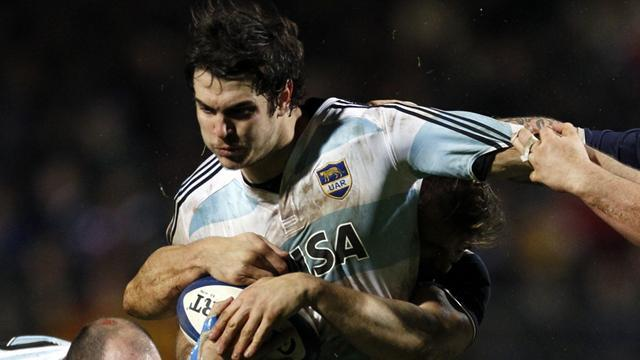 Rugby - Tiesi to captain Pumas against Georgia