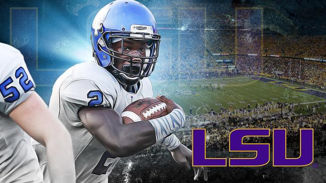 2015 LSU Commits - Top 10 Plays