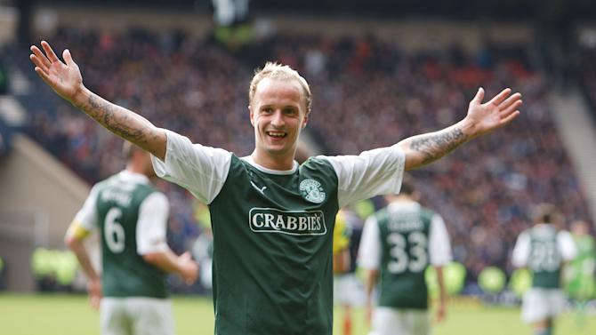 Soccer - Leigh Griffiths Filer
