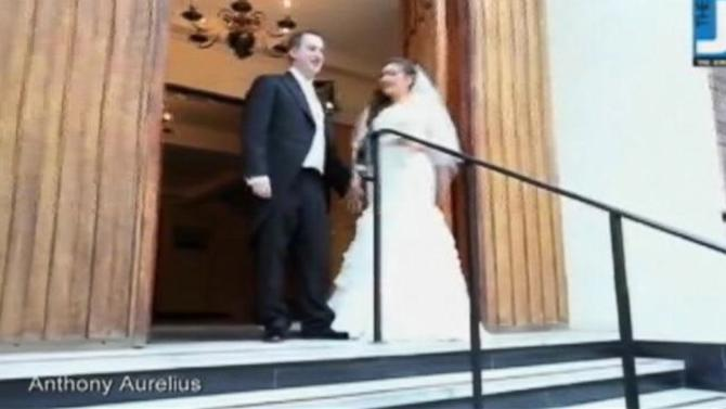 Couple's Wedding Memories Tarnished by Anti-Semitic Rant on Video