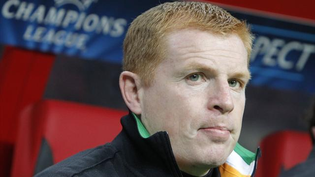 Scottish Football - Lennon to ignore Barcelona result