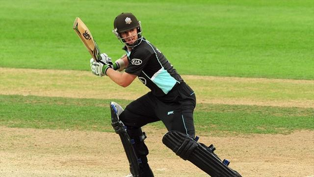 County - Surrey and Essex reach Friends Life t20 last eight