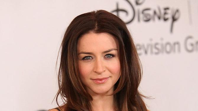 """Caterina Scorsone of """"Private Practice"""" attends the Disney ABC Televison Group's 'TCA 2001 Summer Press Tour' at the Beverly Hilton Hotel on August 7, 2011 in Beverly Hills, California."""
