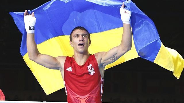 Boxing - Can Lomachenko win a world title in only his second pro fight?