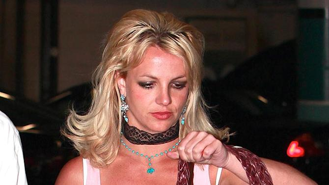 Spears Britney Out InLA