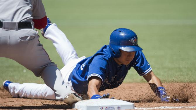 Stroman leads way as Blue Jays blank Red Sox 8-0