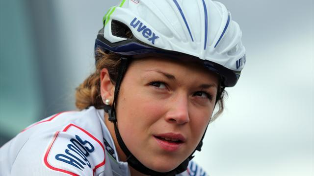 Cycling - Garner crowned best British rider in inaugural women's tour