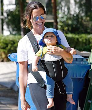 Alanis Morissette: I'll Breastfeed Until My Son Wants to Stop