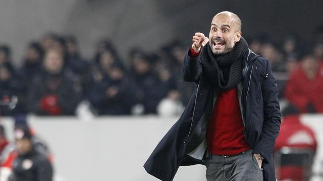 Liga - Guardiola: Aragones changed Spain