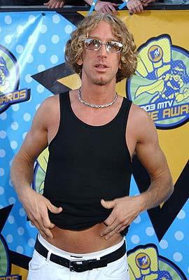Andy Dick MTV Movie Awards - 5/31/2003