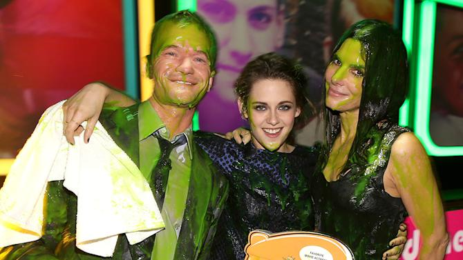 Nickelodeon's 26th Annual Kids' Choice Awards - Backstage