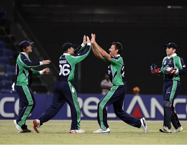 ICC World Twenty20 Qualifier - Final - Ireland v Afghanistan