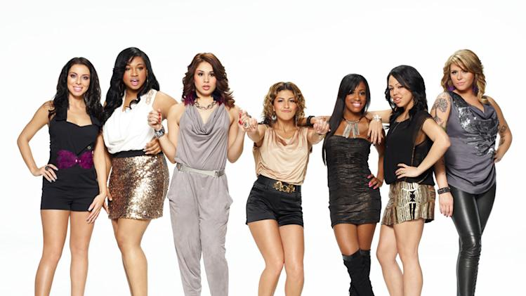 "The Season 7 cast of ""Bad Girls Club."""