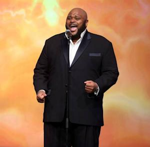 Ruben Studdard performs during the 21st Annual Movieguide Awards at the Universal Hilton Hotel on February 15, 2013 in Universal City, California -- Getty Images