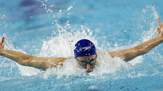 Swimming - Simmonds, Allen and Miley all medal at Singapore World Cup