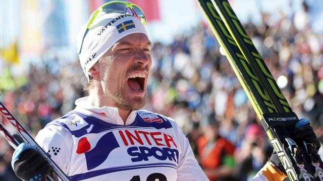 Cross-Country Skiing - Olsson takes remarkable gold in Val di Fiemme