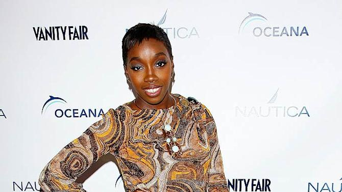 Estelle Vanity Fair Party