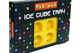 Pac-Man Ice Cubes