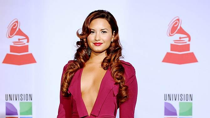 Demi Lovato Latin Grammy Awards